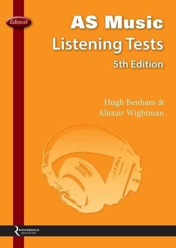 9781785580130: Edexcel AS Music Listening Tests