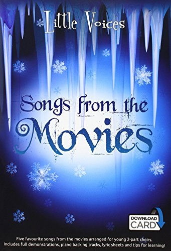 9781785580512: Little Voices - Songs From The Movies (Book)