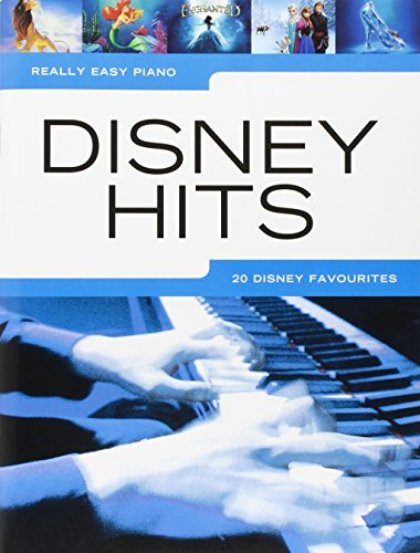 Disney Hits, piano : 20 Disney Favourites