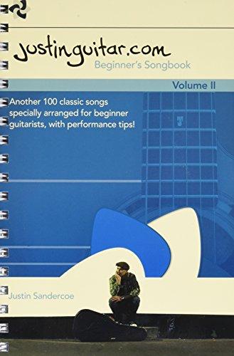 9781785581359: The Justinguitar.Com Beginner's Songbook: Volume 2