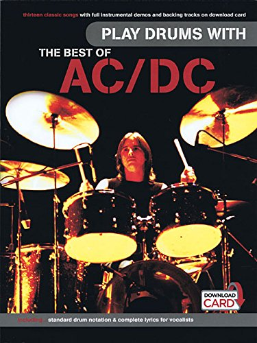 9781785581991: Play Drums With. The Best Of AC/DC (Wise Publications)