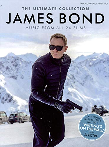 James Bond: The Ultimate Collection: VARIOUS