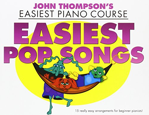 9781785582202: John Thompson's Easiest Piano Course: Easiest Pop Songs