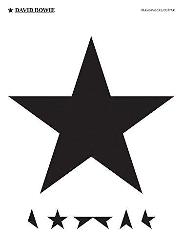 Blackstar (Piano Vocal Guitar Book): David Bowie