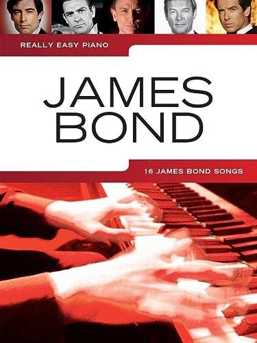 Really Easy Piano: James Bond: MUSIC SALES