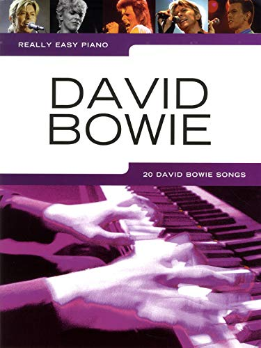 Really Easy Piano: David Bowie: David Bowie