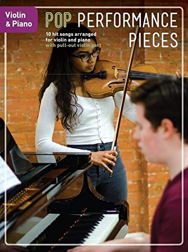 9781785583322: Pop Performance Pieces: 10 Hit Songs for Violin and Piano