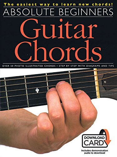 9781785584688: Absolute Beginners: Guitar Chords (Book