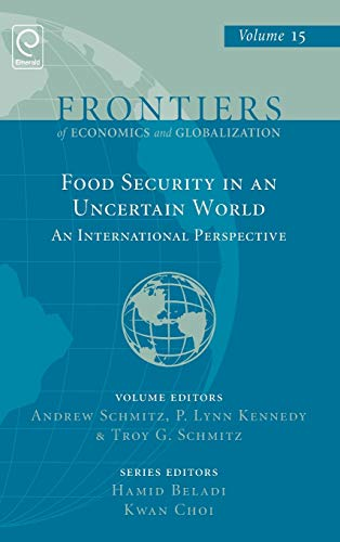 9781785602139: Food Security in an Uncertain World: An International Perspective
