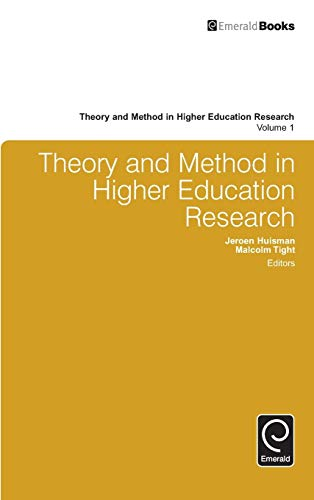 Theory and Method in Higher Education Research: Jeroen Huisman