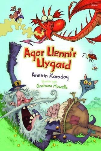 Agor Llenni r Llygaid (Paperback): Aneirin Karadog