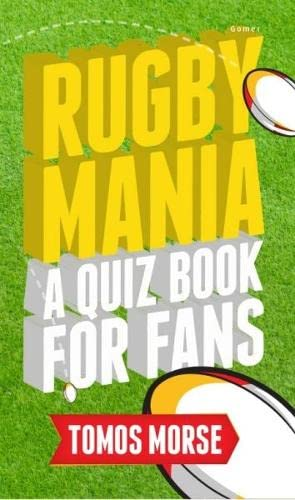 Rugby Mania: A Quiz Book for Fans (Paperback)
