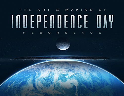 The Art of Independence Day: Resurgence (Hardcover): Titan Books