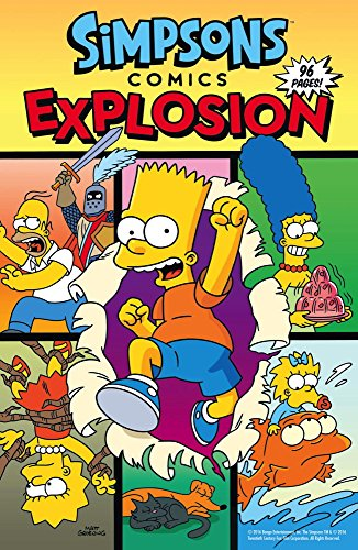 9781785651786: Simpsons Comics - Explosion