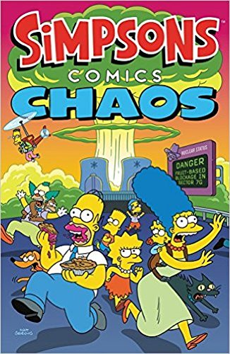9781785652059: Simpsons Comics - Chaos
