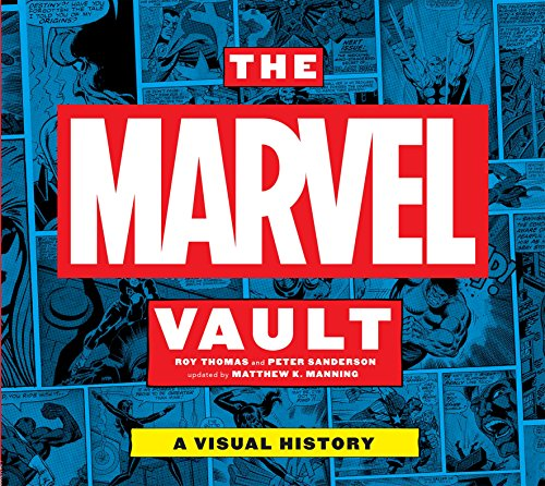 9781785652875: The Marvel Vault