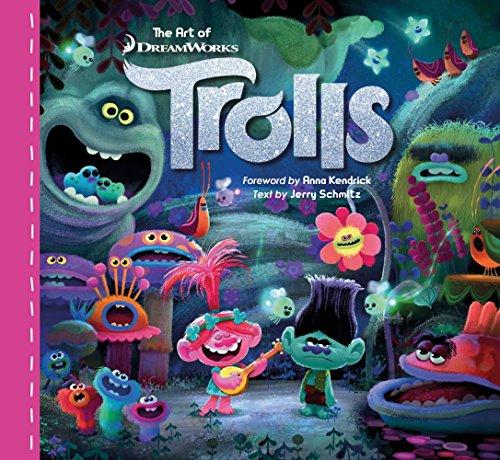 9781785653025: The Art of the Trolls (ANGLAIS)