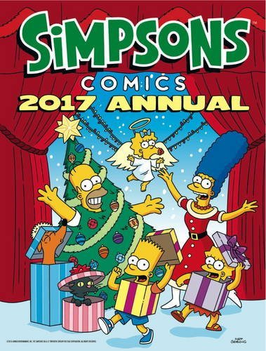 9781785653353: The Simpsons 2017: Annual