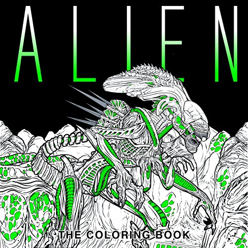 9781785653766: Alien: The Coloring Book