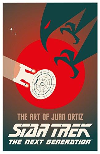 Star Trek The Next Generation: The Art: Oritz, Juan