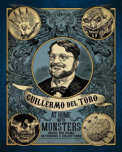9781785654220: Guilermo del Toro at Home with Monsters