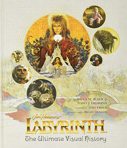 9781785654350: Labyrinth: The Ultimate Visual History