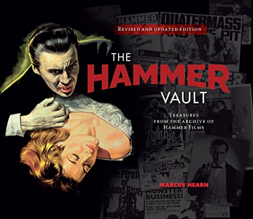 9781785654473: The Hammer Vault: Treasures From the Archive of Hammer Films
