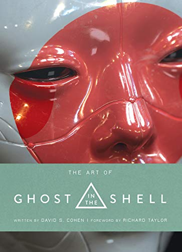 9781785655272: The Art of Ghost in the Shell