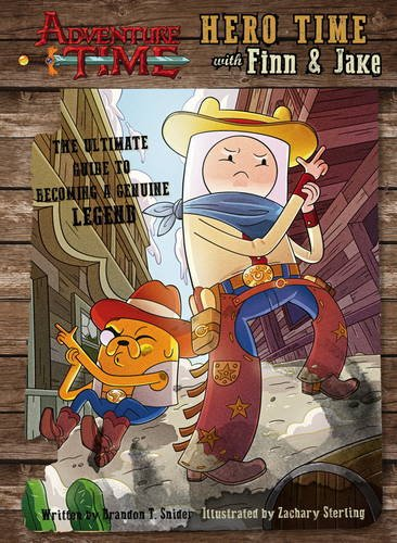 9781785655890: Adventure Time - Hero Time with Finn and Jake