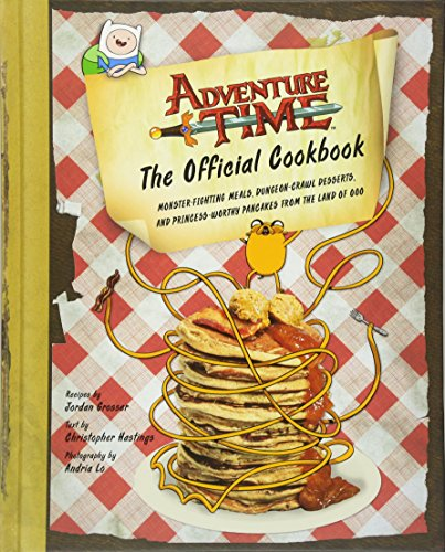 9781785655913: Adventure Time - The Official Cookbook