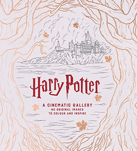 9781785657405: Harry Potter A Cinematic Gallery (Colouring Books)