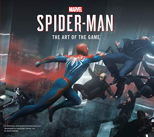 9781785657962: Marvel's Spider-Man: The Art of the Game