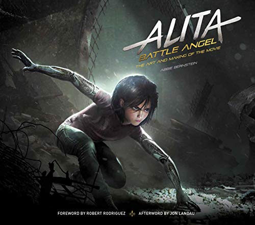 9781785658082: Alita: Battle Angel- Art And Making Of The Movie (Alita Battle Angel Film Tie in)