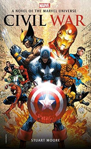 9781785659584: Civil War: A Novel of the Marvel Universe (Marvel Novels)