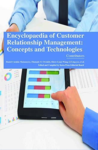 9781785690983: Encyclopaedia of Customer Relationship Management: Concepts and Technologies