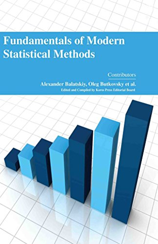 9781785691119: Fundamentals of Modern Statistical Methods
