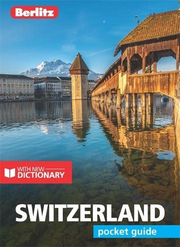 9781785731839: Switzerland Berlitz Pocket Guide
