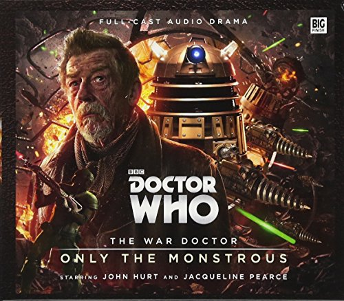 Doctor Who - The War Doctor 1: Only the Monstrous (Audio CD)