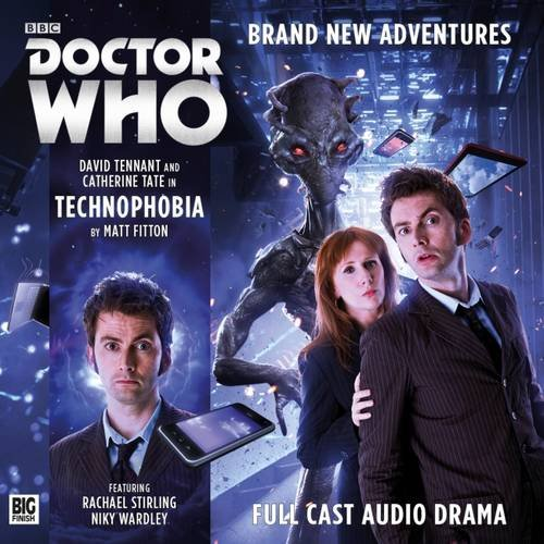 Technophobia: Tthe Tenth Doctor (Doctor Who)