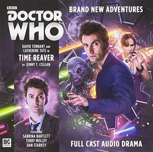 The Tenth Doctor - Time Reaver (Doctor Who)