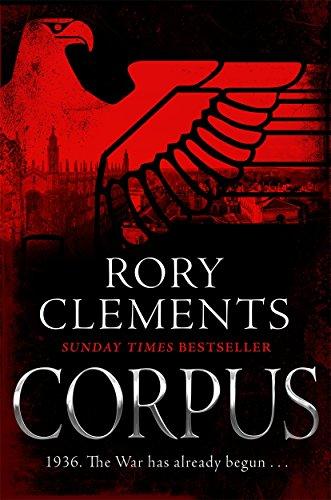 9781785762611: Corpus: A gripping spy thriller (Tom Wilde 1)