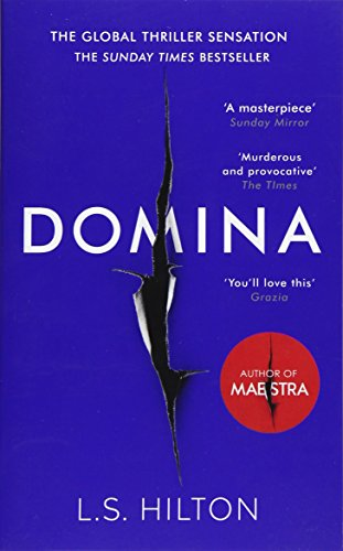 Maestra 2. Domina: The stunning new thriller from the bestselling author of Maestra