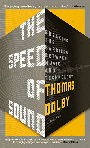 9781785781957: The Speed of Sound: Breaking the Barriers between Music and Technology: A Memoir