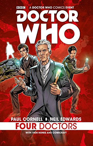 9781785851063: A Doctor Who Comics Event: The Four Doctors