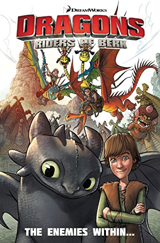 9781785851766: Dragons: Riders of Berk Collection Volume 2: The Enemies Within