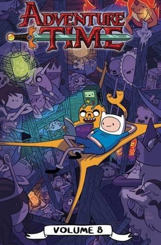 9781785852923: Adventure Time: Vol. 8