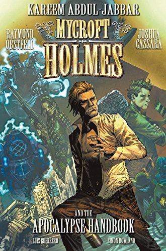9781785853005: Mycroft Holmes: And The Apocalypse Handbook