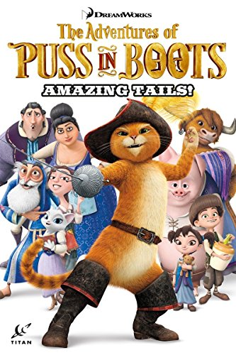 9781785853180: 1: Puss in Boots (Dreamworks)