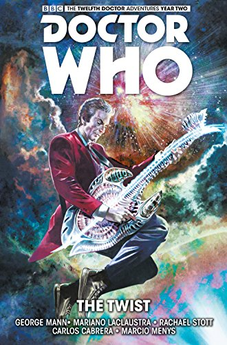 9781785853210: Doctor Who: The Twelfth Doctor Volume 5 - The Twist