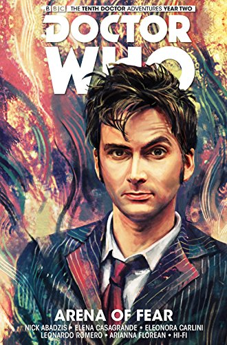 9781785853227: Doctor Who: The Tenth Doctor: Arena of Fear (Dr Who)